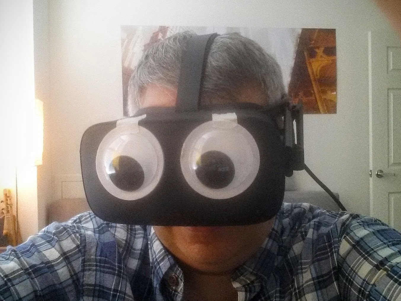 Oculus Rift User