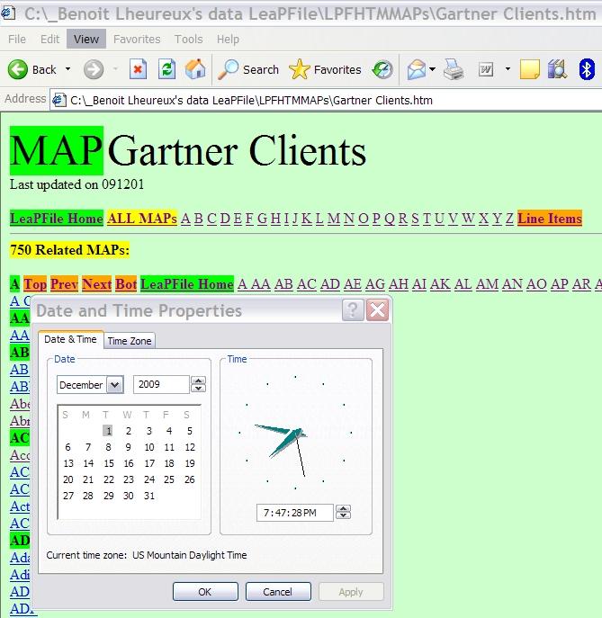 750 Gartner Clients Event