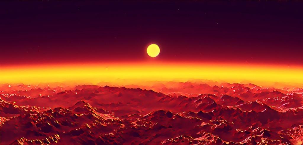 Mars Shot