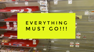 Everything Must GO! Retail closures top the headlines in early 2017