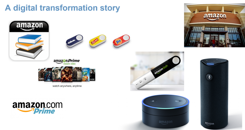 Amazon Dash is part of a story of innovation