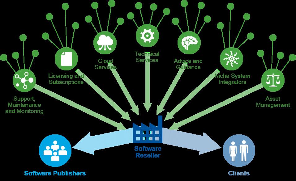Software Reseller model