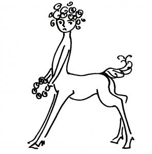 A Baby Centaur