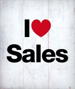 I heart Sales