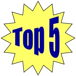 Top 5 Serv Virt