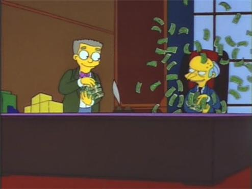 mr_burns_mr_smithers_money_fight_the_simpsons